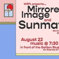 WRFL presents local bands Mirrored Image and Sunmates as a part of UK SAB's Cat-A-Palooza