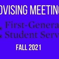 K. Beatty Fall 2021 Advising Meeting