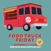 Food Truck Friday at the Rez