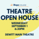 Theatre Department Open House