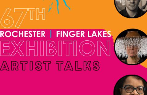 Part Two: 67th Rochester-Finger Lakes Artist Talks