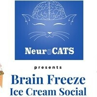 NeuroCATS Brain Freeze Ice Cream Social