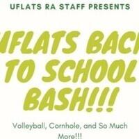 UFlats Welcome Back Bash