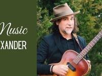 Live Music Sundays at Sannino Vineyard - Featuring Alex Alexander