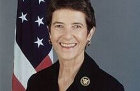 Sue Cobb, President of the Cobb Family Foundation & Principal of Cobb Partners, LLC. @ Herbert Half Hour