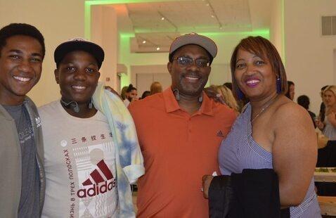 Family Weekend Art Tour