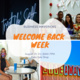 College of Business Welcome Back Week