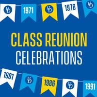 Class Reunion Celebrations