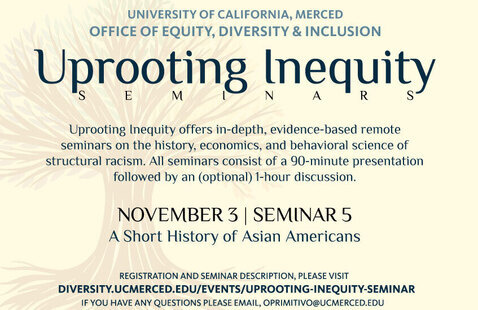 Uprooting Inequity: Seminar 5– A Short History of Asian Americans