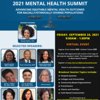 Advancing Equitable Mental Health Outcomes for Racially/Ethnically Diverse Populations