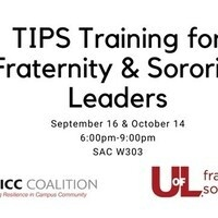 TIPS Training for Fraternity and Sorority Leaders