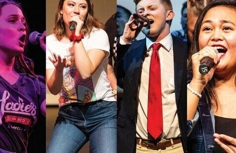 NC State A Cappella Auditions