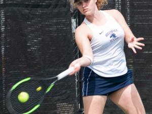 Charger Women's Tennis vs Wayne St.