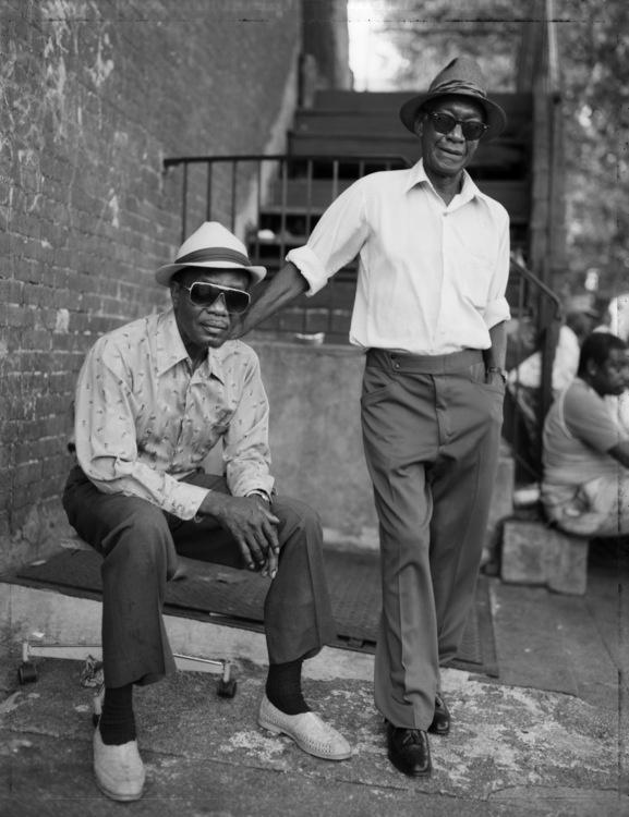 Street Portraits: Dawoud Bey and Greg Tate