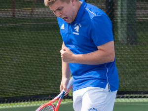 Charger Men's Tennis at ITA Midwest Regional