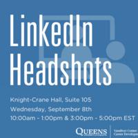 LinkedIn Headshots