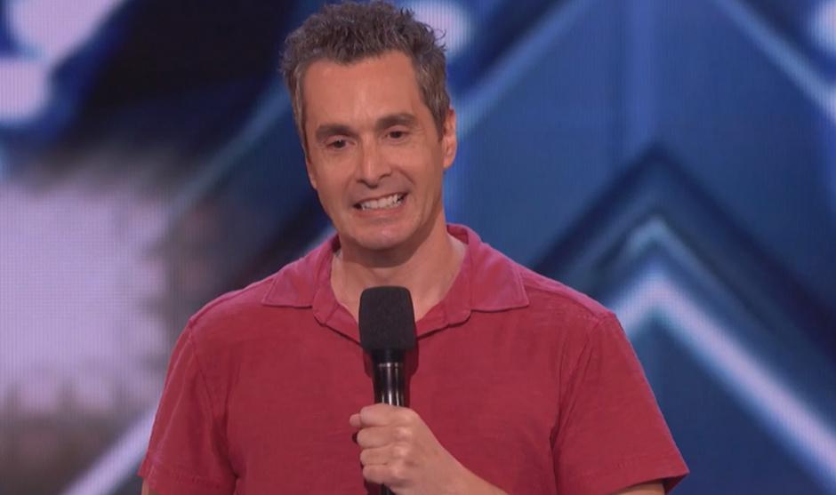 Comedian Eric O'Shea
