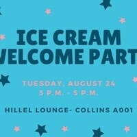Welcome Back Ice Cream Social!
