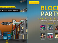 STATTfest Block Party at Lithology Brewing Co.