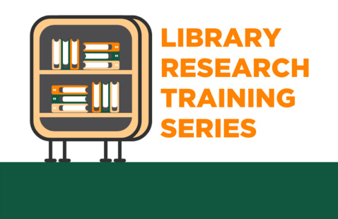 Library Research Training for Clinical Researchers--Library Overview