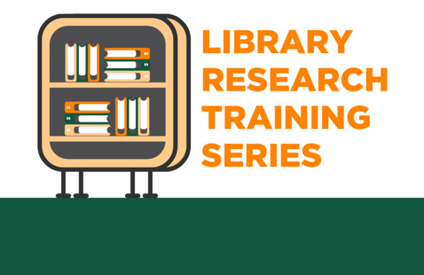 Library Research Training Series