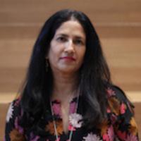 headshot of Sushma Raman