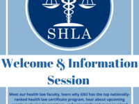 SHLA Welcome and Information Session