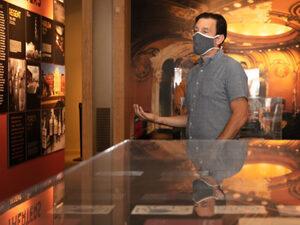 """Doors Open Baltimore—""""Flickering Treasures"""" Curator Tour with Joe Tropea"""