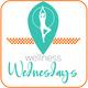 Wellness Wednesdays Calendar Icon