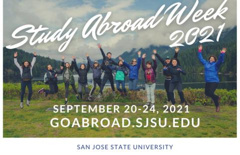 Study Abroad Week 2021