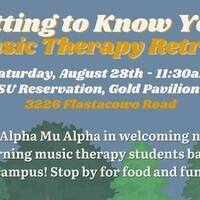 Getting to Know You: Music Therapy Retreat