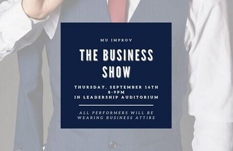 MU Improv: The Business Show