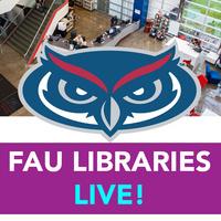 FAU Libraries Live