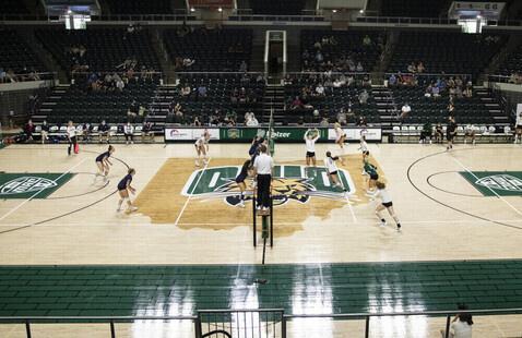 Ohio Volleyball Vs. Toledo (Saturday)