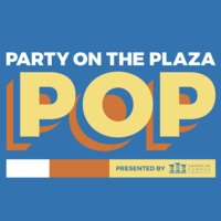 Party on the Plaza logo