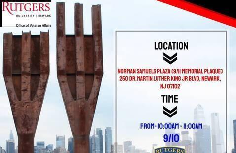 9/11 Memorial - 20th Anniversary