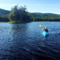 Nature Kayak Paddle Preregistration required