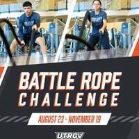 Battle Robe Challenge: August 23 - November 19