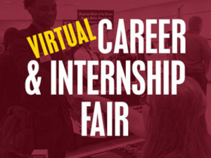 Frostburg State University Virtual Career and Internship Fair - Fall 2021