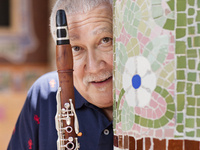 Event image for Great Performance Series: Paquito D'Rivera Quintet