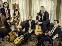 Event image for Great Performance Series: Hot Club of San Francisco