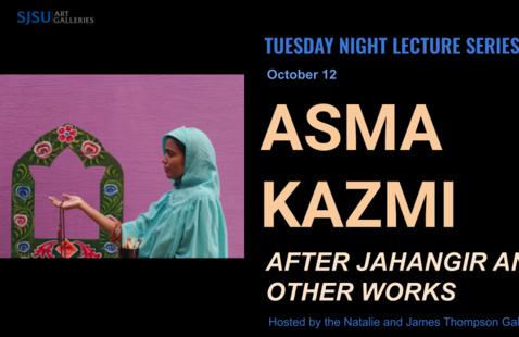 Asma Kazmi, After Jahangir, 2021. Image credit: Iqran Rasheed Mehar