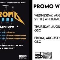 Promo Week
