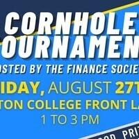 Cornhole Tournament!