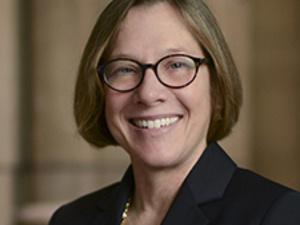 Provost Ann E. Cudd