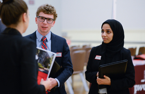Jenkins MBA: October Networking Reception