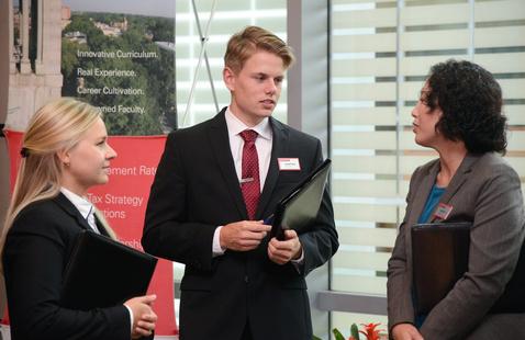 Jenkins MBA: September Networking Reception