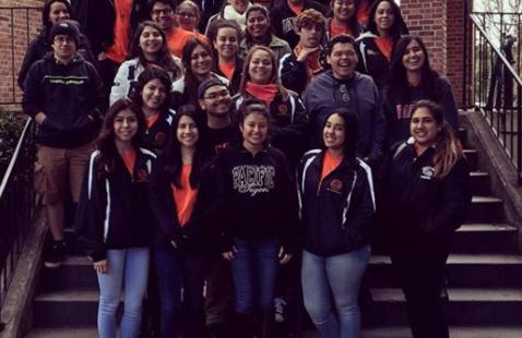 LatinX Student Organizations Meet & Greet