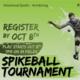 Intramural Sports - Spikeball Tournament