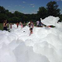 First Fest: Foam Party